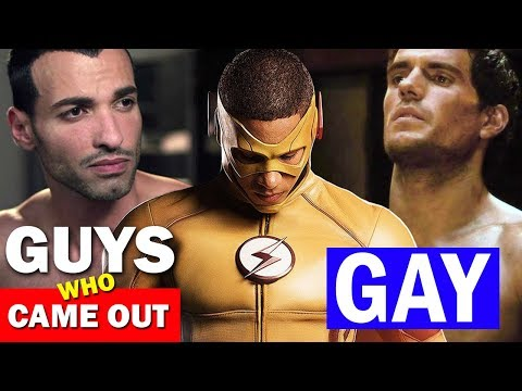 Top 10 Famous GUYS who came out as GAY in 2017  Part 1