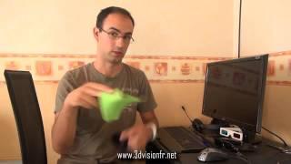 Comment nettoyer ses lunettes 3D VISION ?