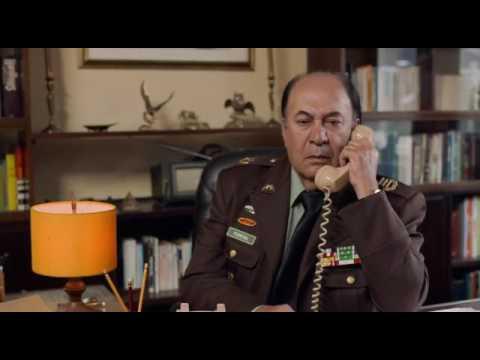 Pablo Escobar amenaza al jefe de la policiía. Le mato hasta la abuelita.