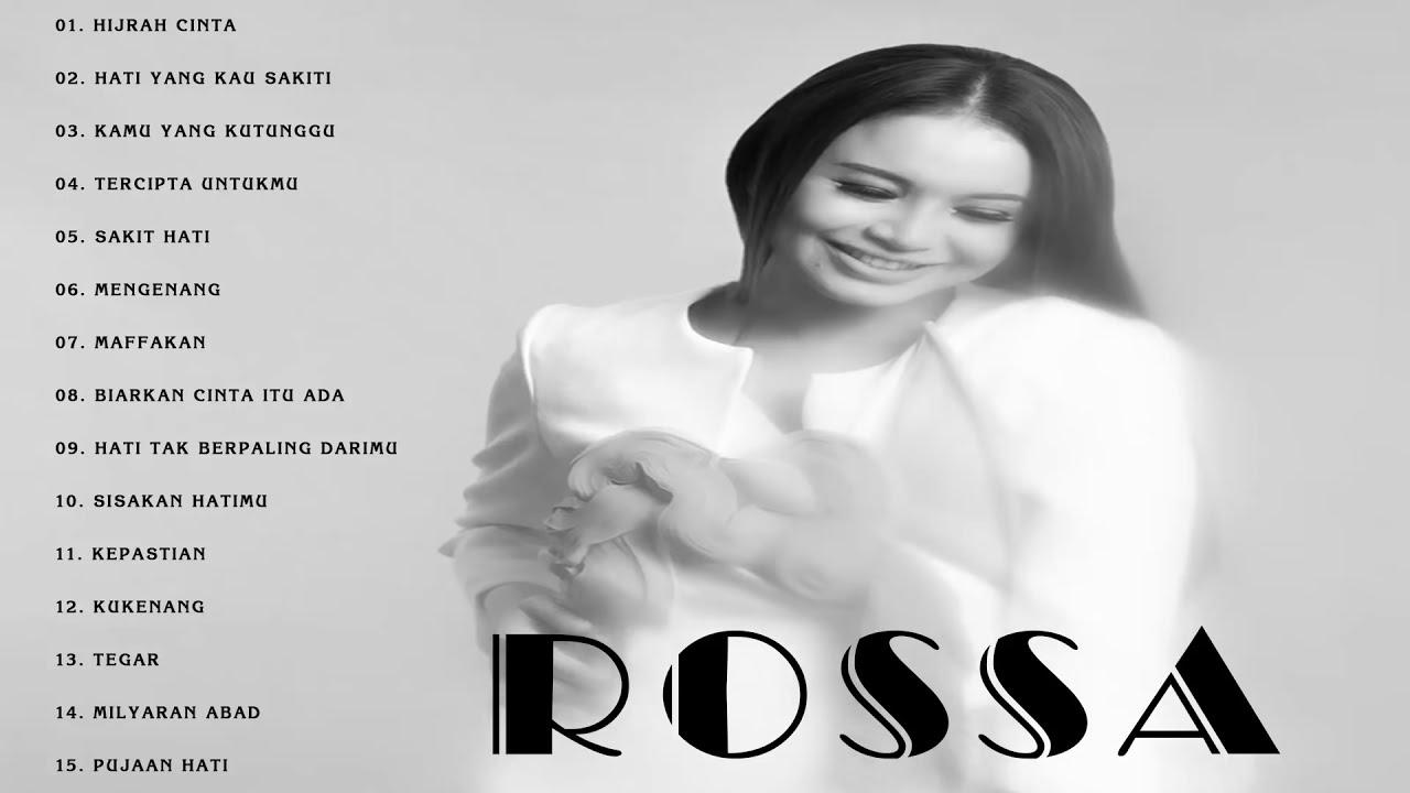 Rossa Full Album Terbaik 2019 - Cinta Rossa - The Best Of Rossa