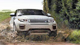 New Range Rover Evoque 2019 Off-Road Test Drive | Underwater Test | 2020