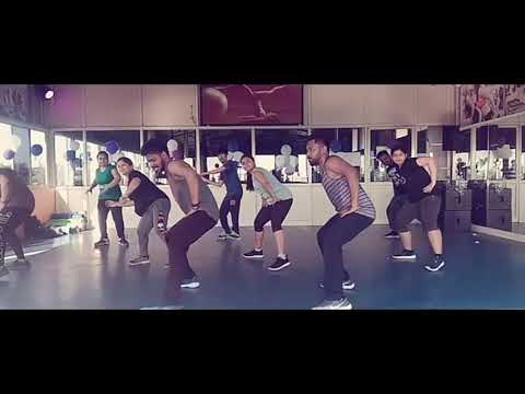 Dance Fitness On Bam Bhole Song | DJ 2018 Songs | Choreographed By Ganesh Jaikumar