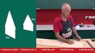 How To Make A Tool Box - Diy At Bunnings