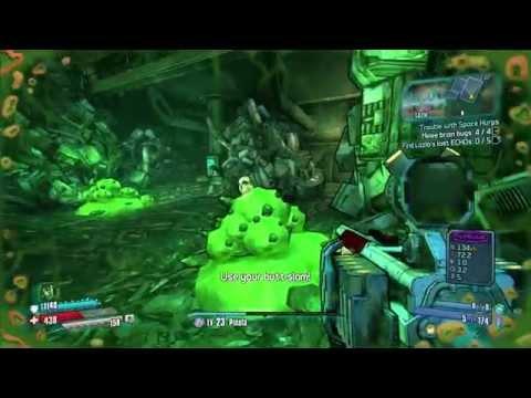 Borderlands: Pre-Sequel (PC) walkthrough - Trouble with Space Hurps