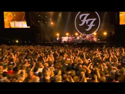 Foo Fighters - Best Of You Live (Invictus Games 2014)