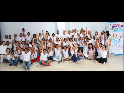 Proyecto en el Atlántico somos MASC Gestores de Paz
