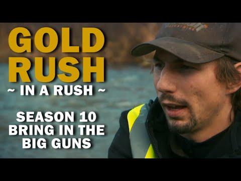 Gold Rush (In a Rush) | Season 10, Episode 18 | Bring in the Big Guns