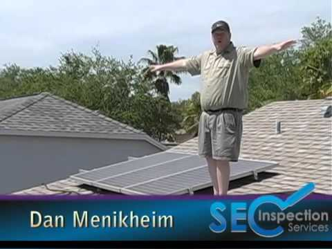 Tampa Home Inspection Shares Solar Panel Systems | (727) 359-0935 | Call Us!