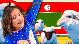 Mary Had a Little Lamb Fun Rap Version | Fun Nursery Rhymes by ZoZo Show