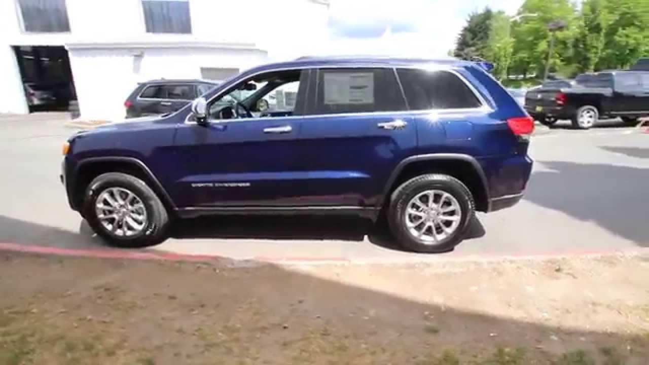 Jeep Cherokee Summit