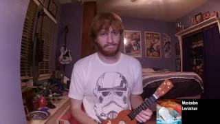 mastodon   leviathan album on ukulele
