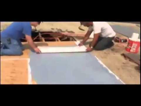 How To Waterproof A Plywood Roof Deck   Sesa Plywood +90 312 350 49 81  Www.sesaplywood.com