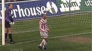 PSV - FC Utrecht (9 april 1995): 4-0