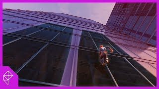 The Twin Towers Easter Egg in Spider-Man Explained