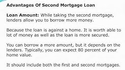 Pros and Cons Of Second Mortgage