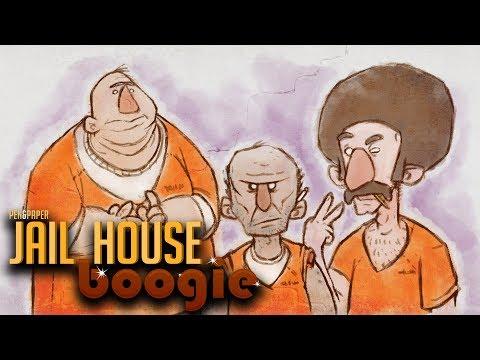 Pen & Paper: Jailhouse Boogie - Das Gefängnis-Abenteuer | Kapitel 2