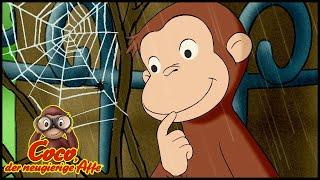 Coco der Neugierige 🐵 216 Der Spinnen-Affe 🐵 Ganze Folgen 🐵 Cartoons für Kinder🐵 Staffel 2