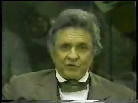 Davy Crockett Johnny Cash movie song 1989