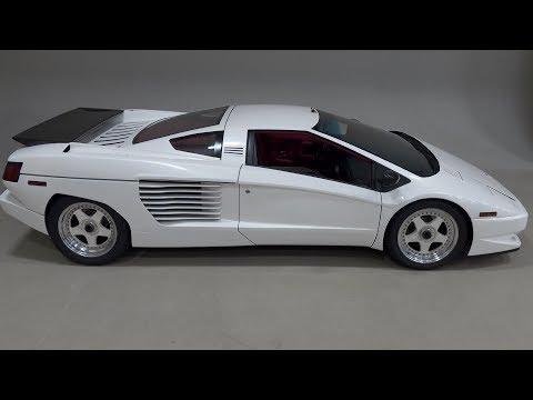 California Highway Patrol Lamborghini Countach Making Of The