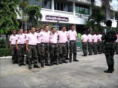 พลทหารโดนทำโทษ ^^.wmv