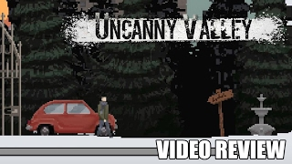 Review: Uncanny Valley (PlayStation 4, Xbox One & PS Vita) - Defunct Games