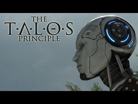 The Talos Principle - первый стрим