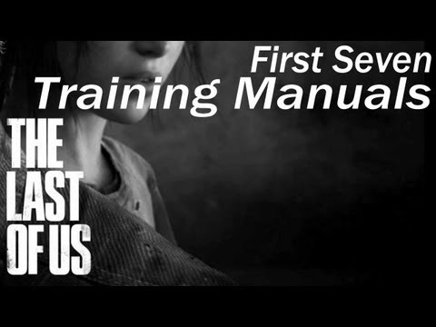The Last Of Us - Training Manual Location Guide - 1-7