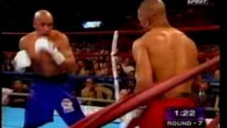 Roy Jones Jr. vs Glen Kelly 2 Feb 2002 round 7 KO