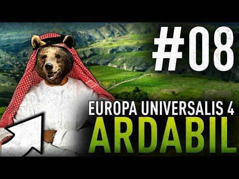 Europa Universalis IV IRONMAN: Ardabil #8 Czas na Persję