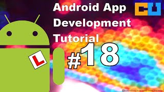 Android Tutorial #18: Background image, working with pixel density & image resolution.