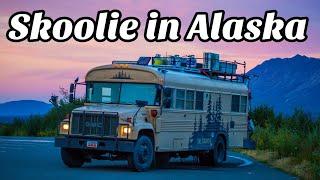 My Tiny Home In Alaska | Beluga Whales!