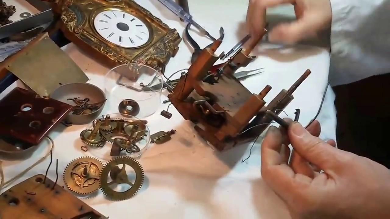riparazione orologi a pendolo roma restauro orologio da
