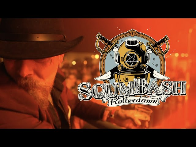 Out of the SCHOREM archives: the SCUMBASH IV aftermovie