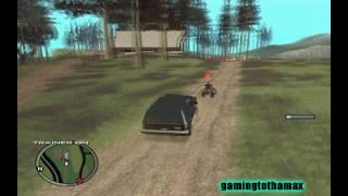 GTA San Andreas - Modded Walkthrough - Mission 34 & 35 - First Base & Local Liquor Store