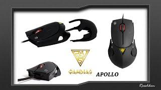 Gamdias Apollo - Test i recenzja myszki z sensorem optycznym