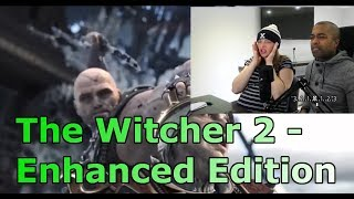 The Witcher 2 - Enhanced Edition - X360 - Letho: The return of the kingslayer (REACTION 🔥)