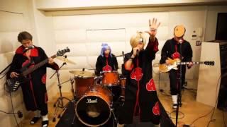 【NARUTOメドレー】暁がバンドで演奏してみた【Re:ply】 thumbnail