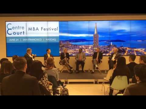 The CentreCourt MBA Deans Panel