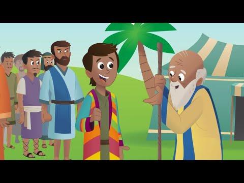 Новые Мультики для детей 2020 ДЕТСКАЯ БИБЛИЯ 5,6 серия 🌈🌞🍏 Bible For Kids New Episodes