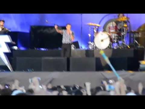"The Killers ""The Way It Was"" At Park Live Festival, Moscow, 29.06.2013"