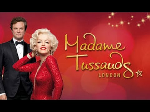 Madame Tussauds GOLD