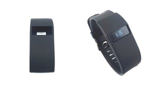 How to Fix Fitbit Charge HR Wristband Peeling & Air Bubble Issue with Wristband Cover Sleeve