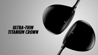 Titleist TSi Metals | All Titanium Crown