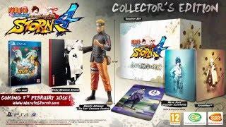 Naruto Shippuden: Ultimate Ninja Storm 4 | Opening Animation | PS4