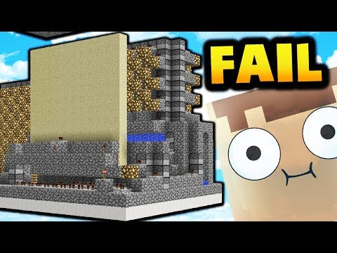 MINECRAFT RAIDING GONE VERY VERY WRONG!