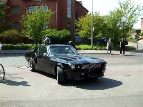 Shel Mustang 500GT beim 3 Treffen des AFCC in Bramsche 2009 geil