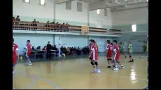 Волейбол.Днепропетровск 2009г.
