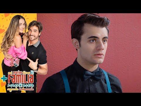 ¡Guido es descubierto por Massimo! | Mi marido tiene más familia - Televisa