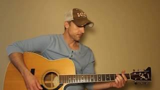 Singles You Up - Jordan Davis - Guitar Lesson | Tutorial