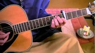 素人のギター弾き語り ラブ・ミー・ドゥ ザ・ビートルズ 詞曲・John Len...